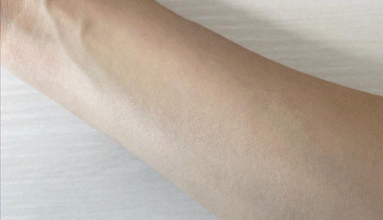 ナチュラグラッセ_UVプロテクション使用感