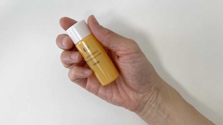 エクイタンストライアルセット_化粧水サイズ