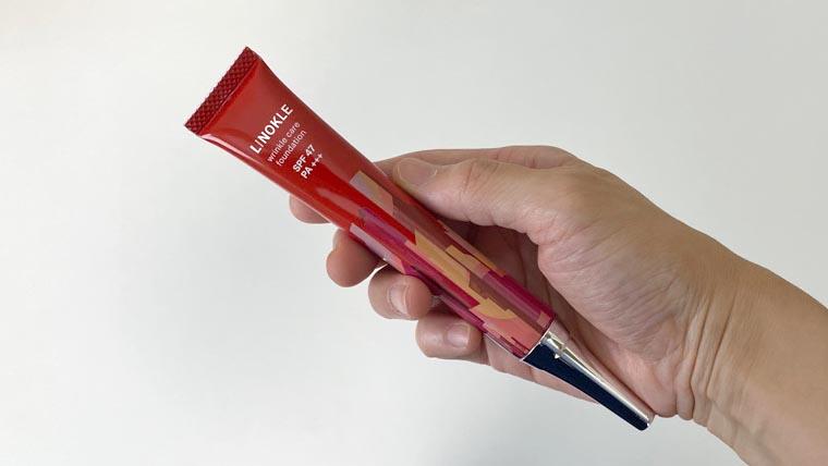 リノクルパッケージサイズ